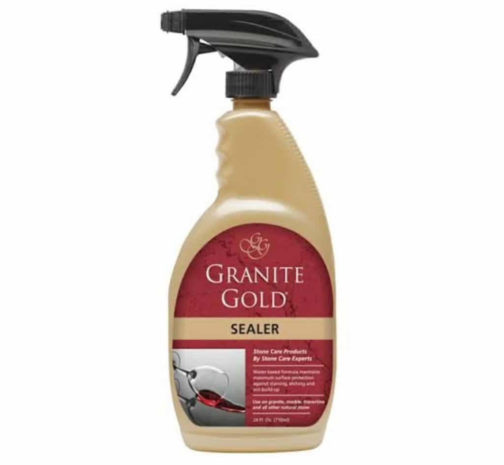 Granite Gold sealer