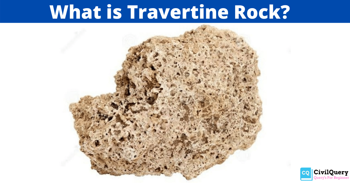 What is Travertine Rock